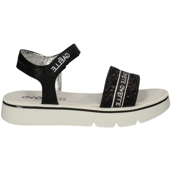 Schuhe Damen Sandalen / Sandaletten GaËlle Paris G-310 Schwarz