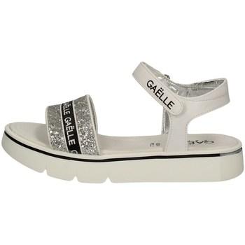 Schuhe Damen Sandalen / Sandaletten GaËlle Paris G-310 Weiss