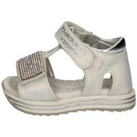 Schuhe Mädchen Sandalen / Sandaletten Balducci BS1492 SILBER