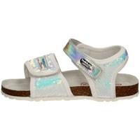 Schuhe Mädchen Sandalen / Sandaletten Balducci BS1100 WEISS