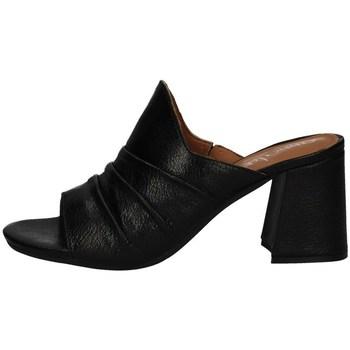 Schuhe Damen Pantoffel Annalu' 3PRS06E0 SCHWARZ