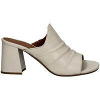 Schuhe Damen Pantoffel Annalu' 3PRS06E0 WEISS