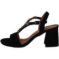 Schuhe Damen Sandalen / Sandaletten Annalu' 3PRS04E0 SCHWARZ