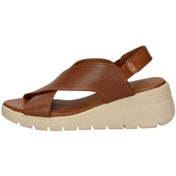 Schuhe Damen Sandalen / Sandaletten Annalu' 2HSP05E0 LEDER