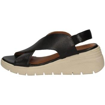 Schuhe Damen Sandalen / Sandaletten Annalu' 2HSP05E0 SCHWARZ