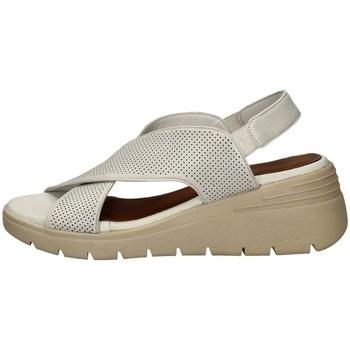 Schuhe Damen Sandalen / Sandaletten Annalu' 2HSP05E0 WEISS