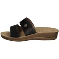 Schuhe Damen Pantoffel Inblu VR 56 SCHWARZ