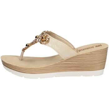 Schuhe Damen Zehensandalen Inblu EL 10 SAND