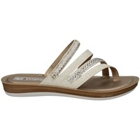 Schuhe Damen Sandalen / Sandaletten Inblu BA 24 WEISS