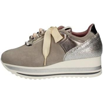 Schuhe Damen Sneaker Low Comart 1A3451 GRAU