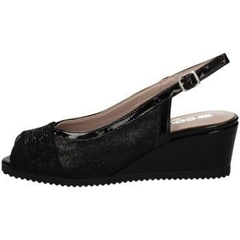 Schuhe Damen Sandalen / Sandaletten Comart 022889 SCHWARZ