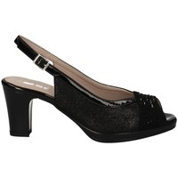 Schuhe Damen Sandalen / Sandaletten Comart 323320 SCHWARZ