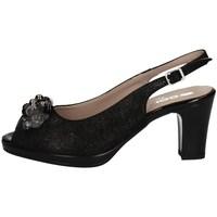 Schuhe Damen Sandalen / Sandaletten Comart 323402 SCHWARZ