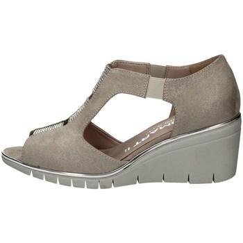 Schuhe Damen Sandalen / Sandaletten Comart 4D3352 GRAU