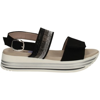 Schuhe Damen Sandalen / Sandaletten Comart 053395 SCHWARZ