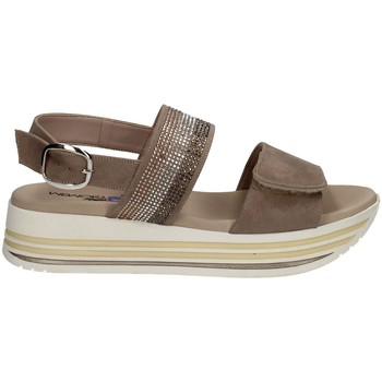 Schuhe Damen Sandalen / Sandaletten Comart 053395 TORTORA