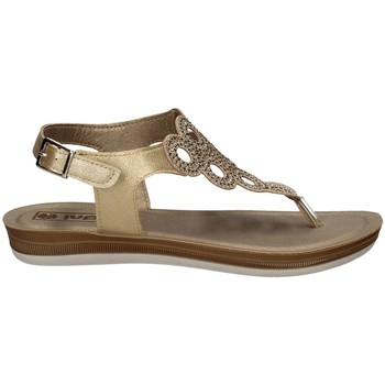 Schuhe Damen Sandalen / Sandaletten Inblu BA 28 PLATINUM