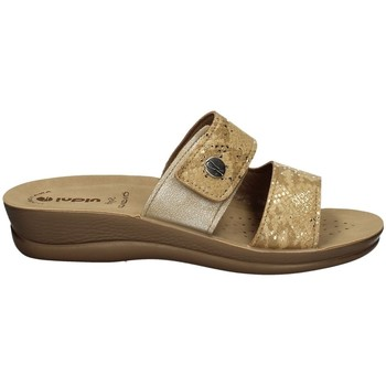 Schuhe Damen Pantoffel Inblu VR 56 SAND