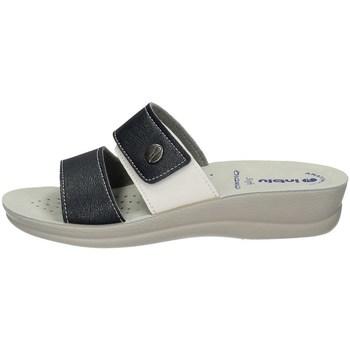 Schuhe Damen Pantoffel Inblu VR 47 BLUE