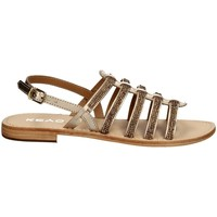 Schuhe Damen Sandalen / Sandaletten Keys K-1705 ORO