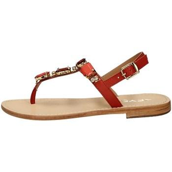 Schuhe Damen Sandalen / Sandaletten Keys K-1711 RED