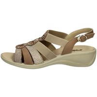 Schuhe Damen Sandalen / Sandaletten Imac 508830 BEIGE