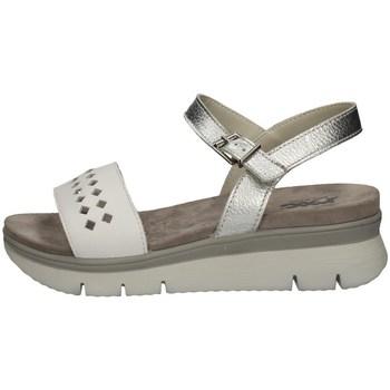 Schuhe Damen Sandalen / Sandaletten Imac 509191 WEISS