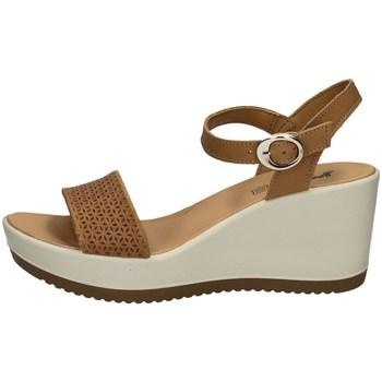 Schuhe Damen Sandalen / Sandaletten Imac 508410 BEIGE