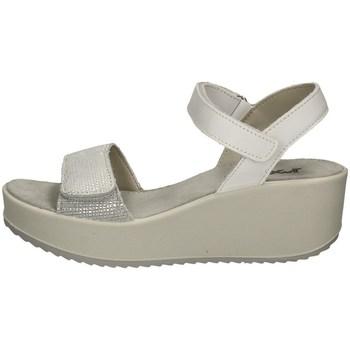 Schuhe Damen Sandalen / Sandaletten Imac 508300 SILVER