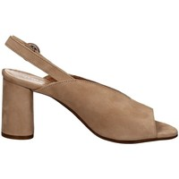 Schuhe Damen Sandalen / Sandaletten Soffice Sogno E20150T PULVER