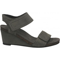 Schuhe Damen Sandalen / Sandaletten Ca Shott SUEDE grigio-chiaro