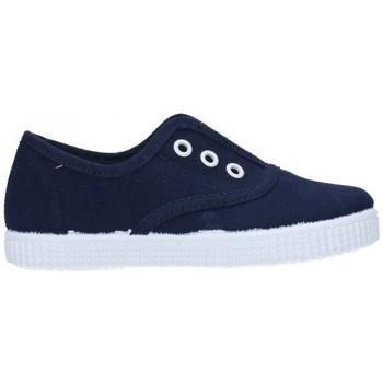 Schuhe Jungen Sneaker Low Batilas 57701 Niño Azul marino bleu