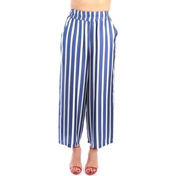 Kleidung Damen Fließende Hosen/ Haremshosen Altea 1953515 lange Damen Blau Blau