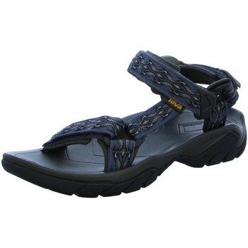 Schuhe Herren Wanderschuhe Teva Offene 1102456-MGBL blau