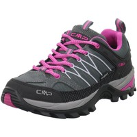 Schuhe Damen Fitness / Training Cmp F.lli Campagnolo Sportschuhe RIGEL LOW WMN TREKKING SHOE WP 3Q54456 103Q grau