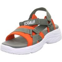 Schuhe Damen Sandalen / Sandaletten Ecoalf Sandaletten Sofia SHSASOFIA0483WS20-211 grün