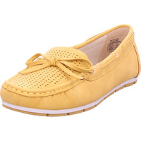 Schuhe Damen Slipper Idana Slipper, Moccasins YELLOW 607