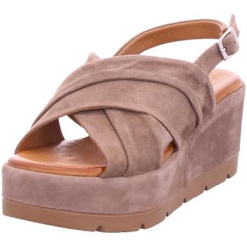 Schuhe Damen Sandalen / Sandaletten Café Noir - GHF531 taupe 273