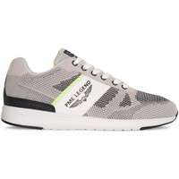 Schuhe Herren Sneaker Pme Legend Dornierer Light Grey Grau