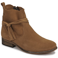 Schuhe Damen Boots Betty London NENESS Camel