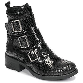 Schuhe Damen Boots Betty London NANISS Schwarz
