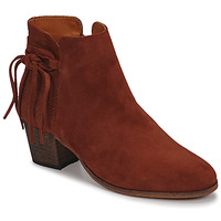 Schuhe Damen Low Boots Betty London HEIDI Rot