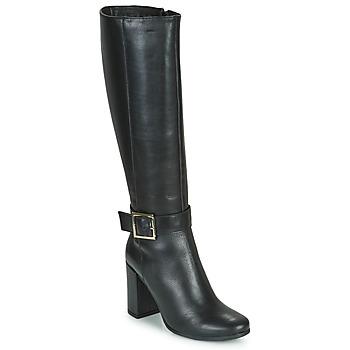 Schuhe Damen Klassische Stiefel Betty London NALOU Schwarz