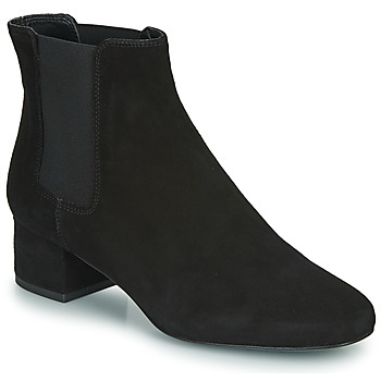 Schuhe Damen Low Boots Betty London NALANE Schwarz