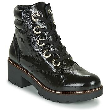 Schuhe Damen Boots Betty London NAULINE Schwarz