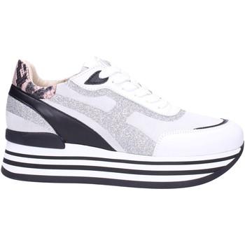 Schuhe Damen Sneaker Low Janet Sport 45776 Multicolore