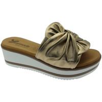 Schuhe Damen Pantoffel Susimoda SUSI19097br marrone