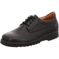Schuhe Herren Derby-Schuhe & Richelieu Ganter Schnuerschuhe Eric 256001-0100 schwarz