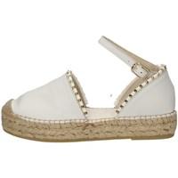 Schuhe Damen Slip on Vidorreta 06833 WEISS