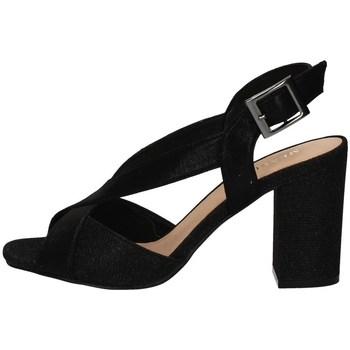 Schuhe Damen Sandalen / Sandaletten Menbur 21419 SCHWARZ